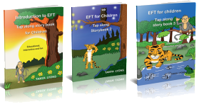 EFT Tap Along books