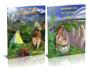 Native Indian Recorder Books